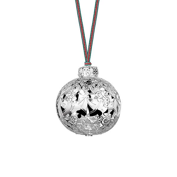 Newbridge Silverware Christmas – Silver Bells Bauble